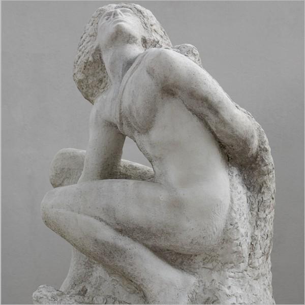 La mano creativa - Aart Schonk, uno scultore olandese in Toscana