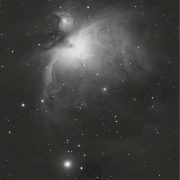 Luca De Bono e la fotografia astronomica