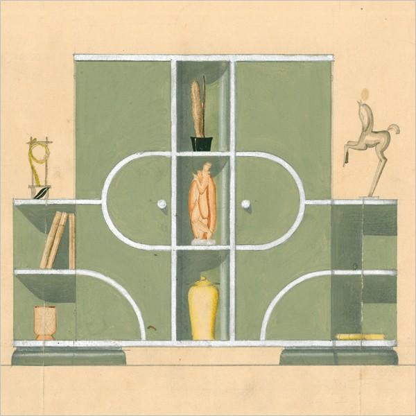 Memorie di ragazzi perbene - Gioacchino Pontrelli in dialogo con i disegni della Biblioteca del Mobile