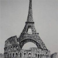 Roberto Di Costanzo. Rome rencontre Paris
