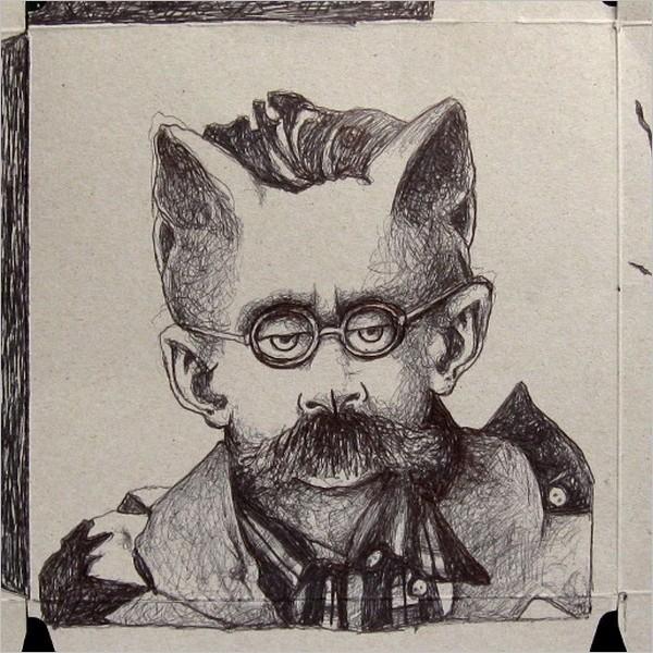 Sostra. Feliscatus-Nietzsche