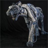 Afran. I'm Blue Panther