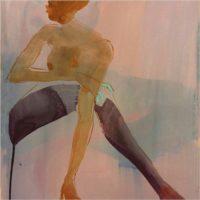 Anastasia Kurakina. Colore nudo