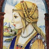 Maria José Etzi. Rinascimento: maioliche e lustri metallici