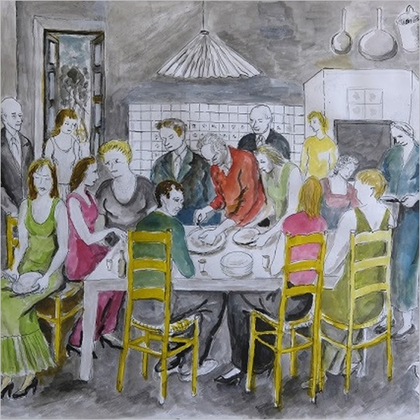 Signori prego si accomodino - Lia Pasqualino Noto