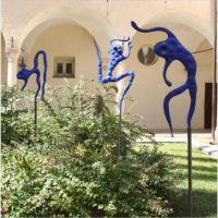 Via del Sale: itinerario di arte contemporanea lungo il Bormida, tra Langhe e Monferrato
