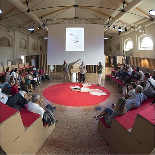 A Lucca Biennale, 2 giorni di incontri, conferenze, performance, proiezioni