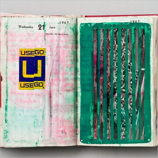 Dieter Roth. Le pagine
