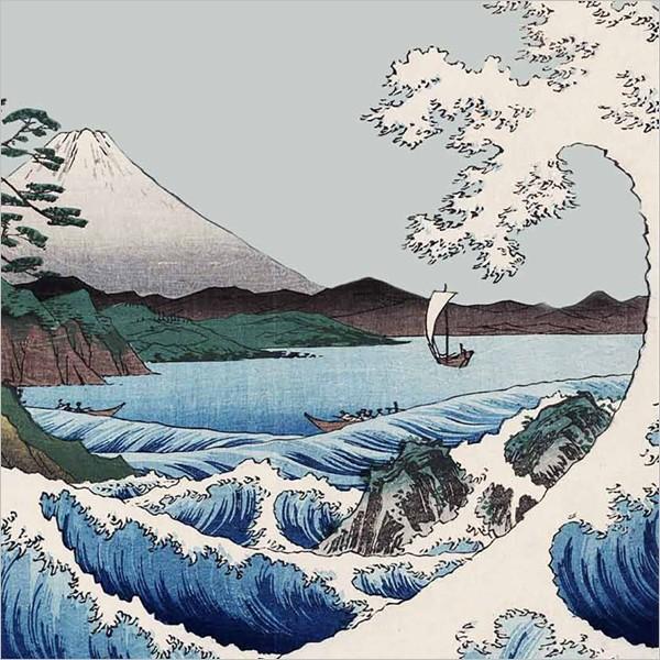Hiroshige. Visioni dal Giappone