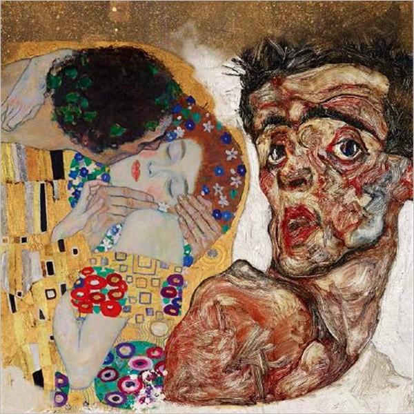"""La Grande Arte al Cinema: """"Klimt & Schiele. Eros e psiche"""""""