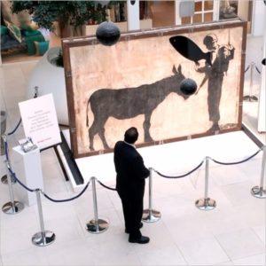"La Grande Arte al Cinema: ""L'uomo che rubò Banksy"""