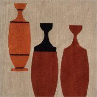 Linde Burkhardt. Dalle gioie degli Etruschi - Un dialogo contemporaneo