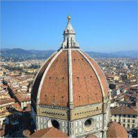 Roberto Corazzi. Le cupole sotto il cielo di Firenze