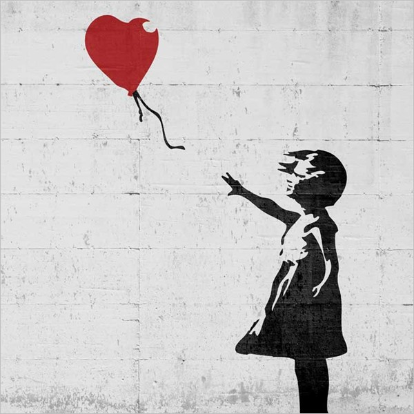 The art of Banksy. A visual protest