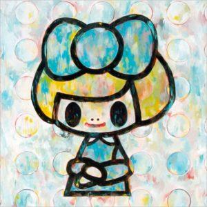 Tomoko Nagao. Iridescent obsessions