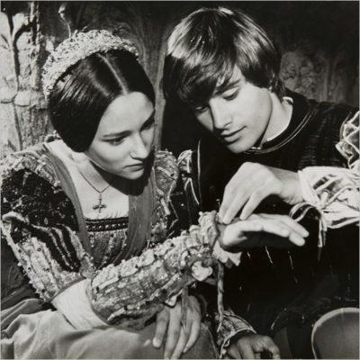 What is a youth? Romeo e Giulietta di Franco Zeffirelli