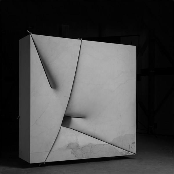 Dal laboratorio alla città - In mostra le opere del Premio Fondazione Henraux