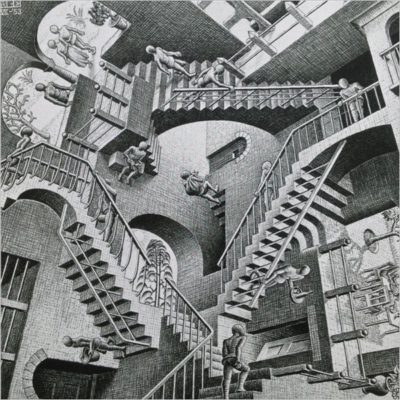 Escher - Napoli