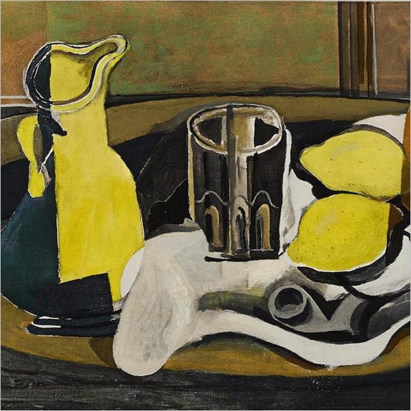 Georges Braque. La nascita del Cubismo - capolavori grafici