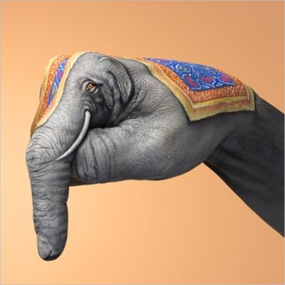 Guido Daniele. Handhumans vs Handimals