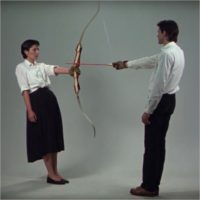 Marina Abramović. The cleaner