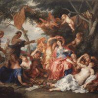 Van Dyck. Pittore di Corte
