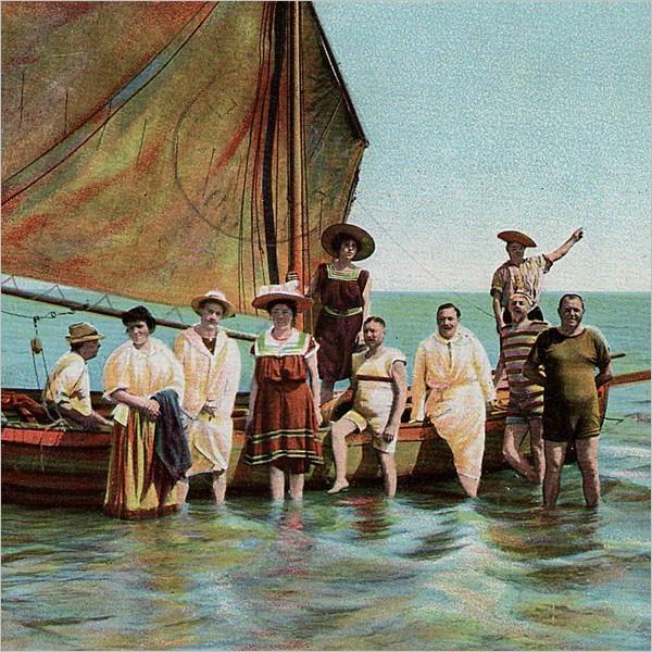 Al mare al mare - Usi e costumi degli italiani in vacanza dall'Ottocento a oggi