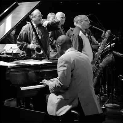 Andrea Boccalini. NYJS: New York jazz stories