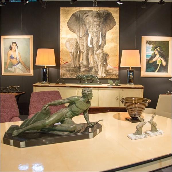 Antiquariato di Villa Castelbarco - Mostra Mercato - XXXII edizione