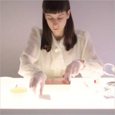 """""""Future Flora"""", Biotecnologia e Hybrid Arts. Così Giulia Tomasello vince lo Starts Prize 2018"""
