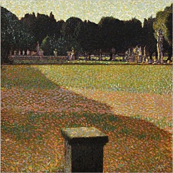 Giacomo Balla a Villa Borghese