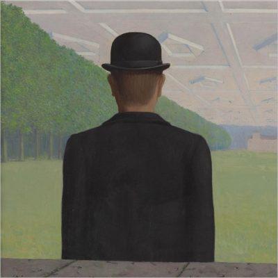 Magritte. La Ligne de vie