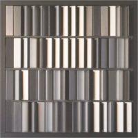 Metallo bianco lucente - Le età dell'argento