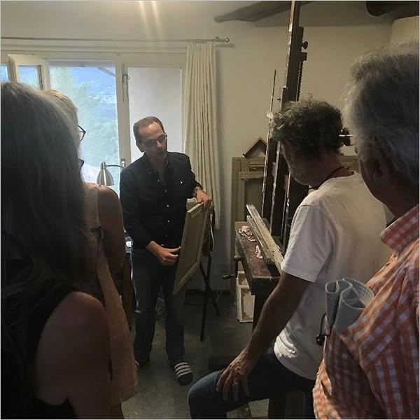 Open Studio Capriasca: dodici atelier a porte aperte