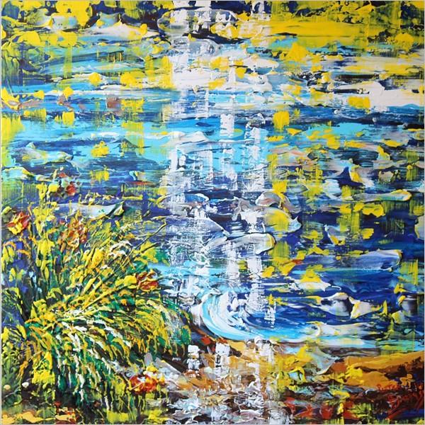 Pietra Barrasso. Fasci di luce