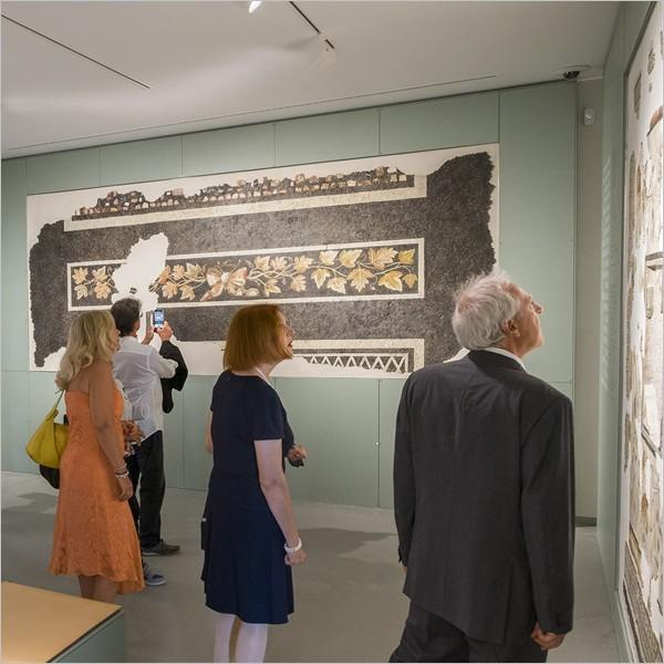 Al MAN di Aquileia il percorso interattivo per famiglie e la visita alla scoperta dei suoi mosaici