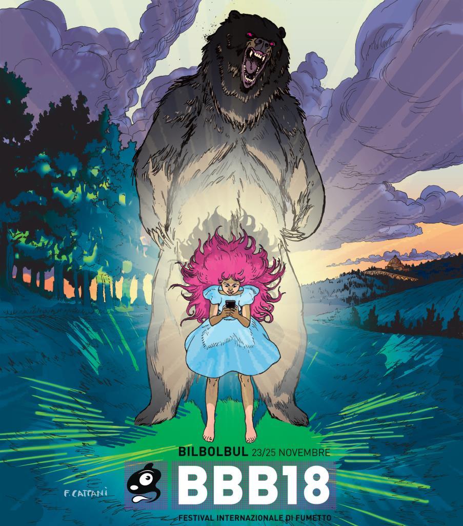 BilBolbul, il Festival Internazionale del Fumetto di Bologna - 12a edizione