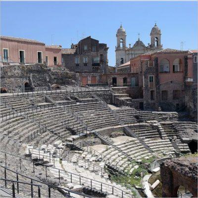 Catania - Eventi e luoghi di interesse