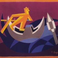 Dal disegno al segno - Opere su carta da De Nittis a Picasso e Fontana