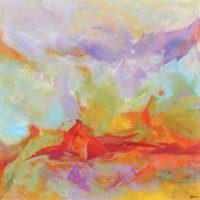 Emanuela Franchin. Luce e colore, la forza libera dell'emozione