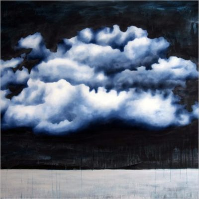 Ernesto Morales. Studies of clouds