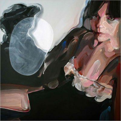 Evita Andújar. Stolen selfies
