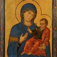 Filippo Rusuti e la Madonna di San Luca in Santa Maria del Popolo