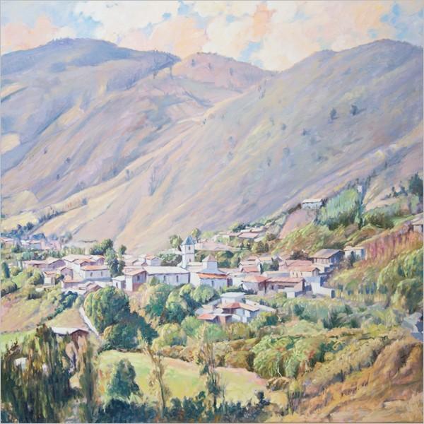 Giovanni Di Munno: pintor de ElÁvila