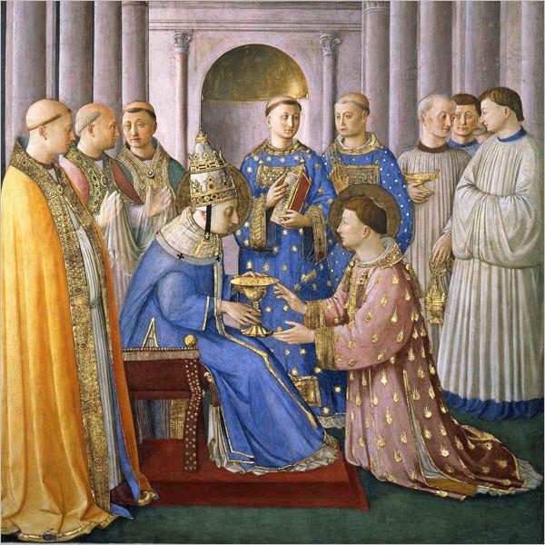 Il Beato Angelico a Roma (1445-1455). Rinascita delle arti e umanesimo cristiano nell'Urbe di Niccolò V e Leon Battista Alberti