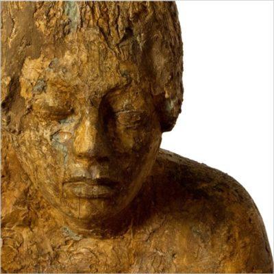 """Inaugurazione scultura """"Grande Maternità"""" di Antonietta Raphaël"""