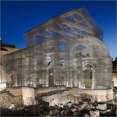 La Basilica di Siponto di Edoardo Tresoldi - Un racconto tra rovine, paesaggio e luce