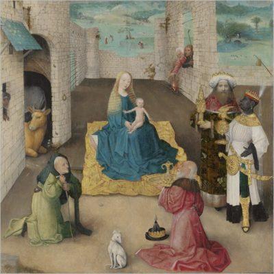 L'Adorazione dei Magi di Hieronymus Bosch torna al Noordbrabants Museum / From Bosch's Stable. Hieronymus Bosch and The Adoration of the Magi