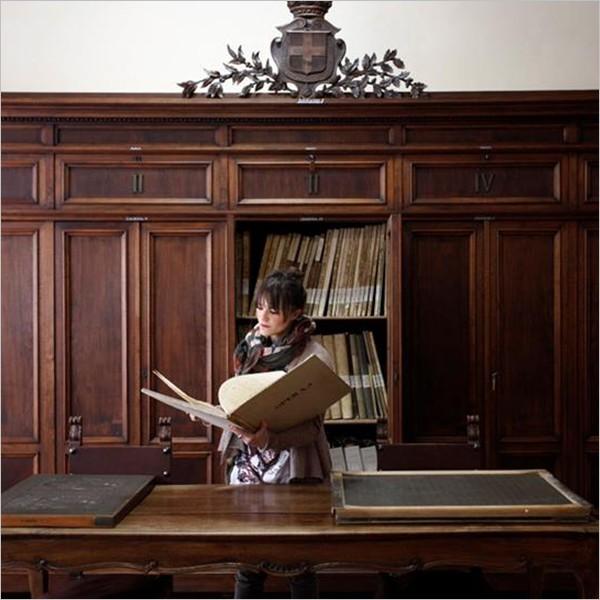 L'Archivio Cartiere Miliani Fabriano svela i suoi tesori - Istocarta Open Days