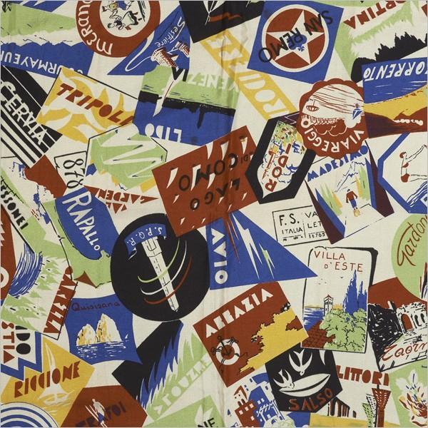 Manlio Rho: il senso del colore. Tra tessile e arte